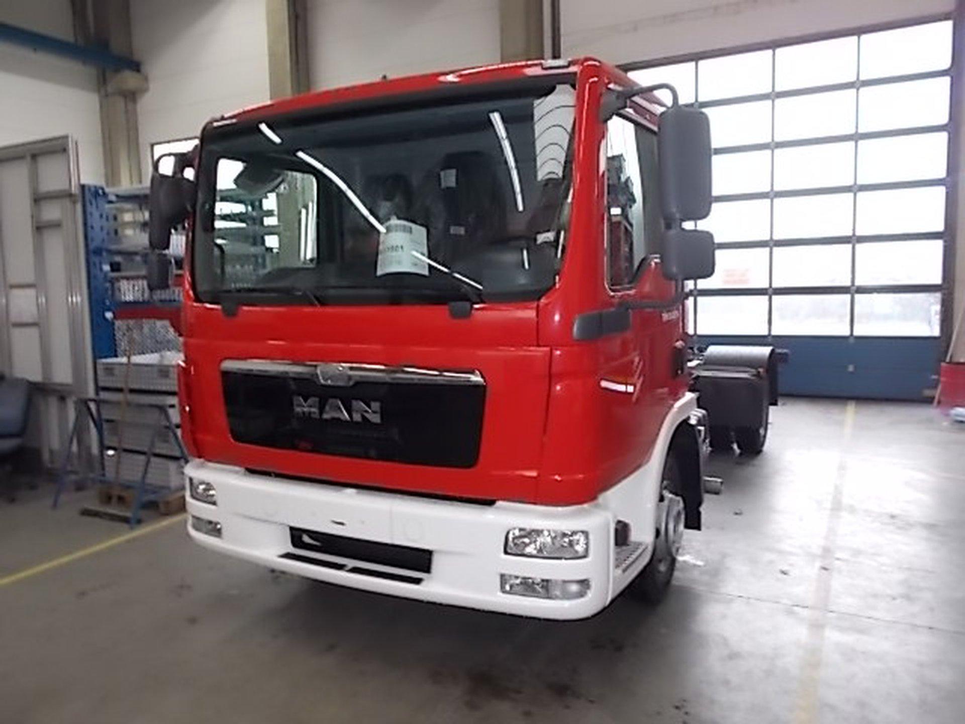 FF Markt Nennslingen - Beschaffung Gerätewagen Logistik 1